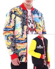 Reason - Basquiat Reversable Jacket-2558758