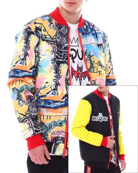 Reason - Basquiat Reversable Jacket