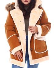 Red Fox - Shearling Jackets-2556120