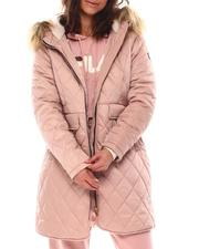 Jessica Simpson - Long Puffer-2559408
