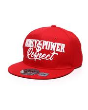 Buyers Picks - Money Power Respect Snapback Hat-2555788