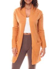 Sweaters - Cardigan With Front Pockets-2559611