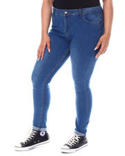 Plus Size - Stretch Skinny Jean(Plus)-2538481