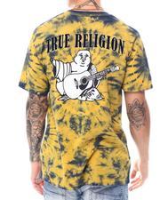 True Religion - BUDDHA TIEDYE CREW TEE-2557287