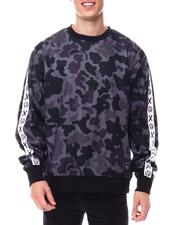 Buyers Picks - Camo Art Smiley Face Sweatshirt-2559910