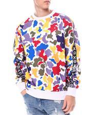 Buyers Picks - Camo Art Smiley Face Sweatshirt-2559927