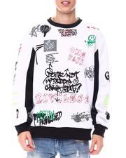 Buyers Picks - Graffiti Emoji Sweatshirt-2559955