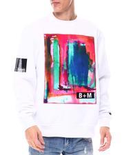 Buyers Picks - Blurred Art Crewneck Sweatshirt-2560009