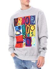 Buyers Picks - Abstract Art Crewneck Sweatshirt-2560026