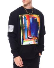 Buyers Picks - Blurred Art Crewneck Sweatshirt-2560039