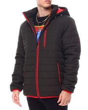 Buyers Picks - BUBBLE BOMBER JACKET WITH CONTRAST TRIM-2560047