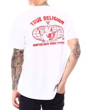True Religion - WORLDWIDE CREW NECK TEE-2557239