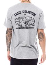 True Religion - WORLDWIDE CREW NECK TEE-2557245
