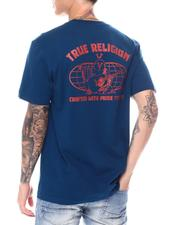 True Religion - WORLDWIDE CREW NECK TEE-2557251