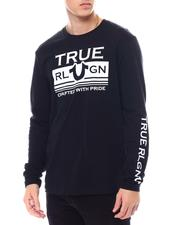 True Religion - LS STEEL MILL TEE-2557281