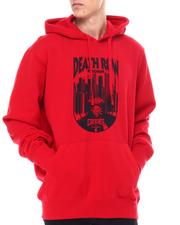 Hoodies - DEATHROW Vinyl X CROOKS CORE Hoody-2557802