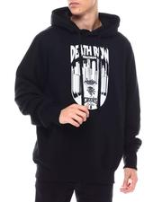 Hoodies - DEATHROW Vinyl X CROOKS CORE Hoody-2557928