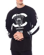 Crooks & Castles - N 38 CC LS Tee-2557720
