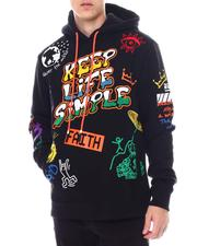 Create 2MRW - KEEP LIFE SIMPLE HOODIE-2559975