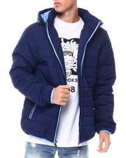 Buyers Picks - BUBBLE BOMBER JACKET WITH CONTRAST TRIM-2560033