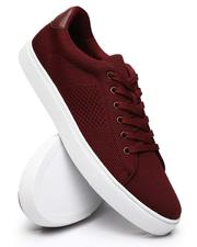 Men - Casual Knit Lace-Up Sneakers-2557663