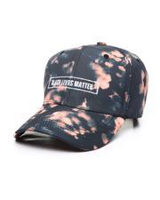 Black Lives Matter Tye Dye Cap
