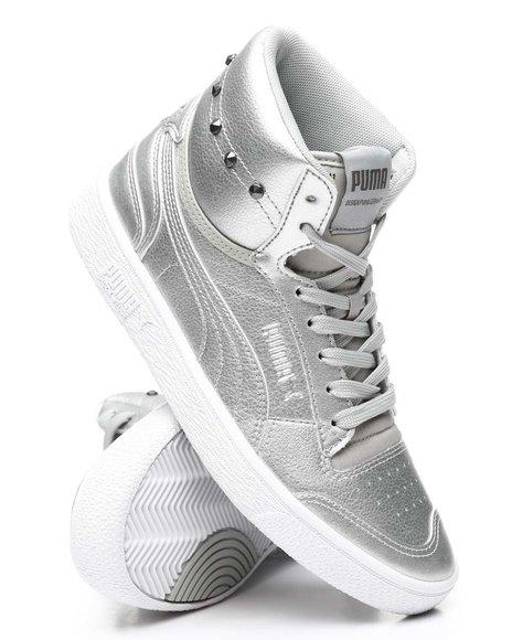 Puma - Puma x Ralph Sampson Mid Glitz Sneakers