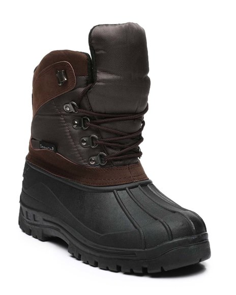 Buyers Picks - D Ring Snow Boots