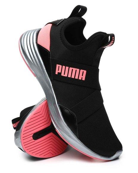 Puma - Radiate Mid Pearl Sneakers