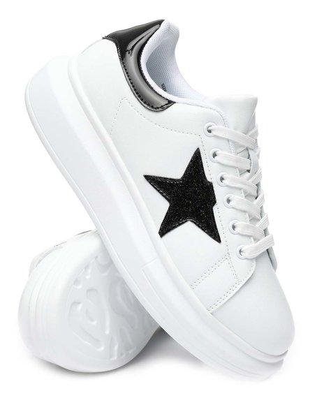 Fashion Lab - Star Platform Sneakers