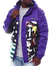 Members Only - Members Only X Looney Tunes - Mashup Block Puffer-2561815
