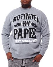Sweatshirts & Sweaters - Motivated By Paper Sweatshirt (B&T)-2560987