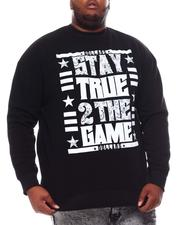 Men - True To The Game Sweatshirt (B&T)-2560991