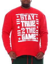 Big & Tall Faves - True To The Game Sweatshirt (B&T)-2561162