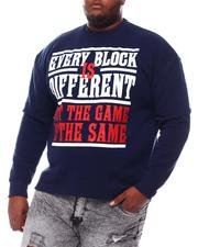 Buyers Picks - Different Block Same Game Sweatshirt (B&T)-2561226