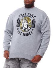 Buyers Picks - Pray Hustle Money Sweatshirt (B&T)-2561275