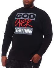 Buyers Picks - God Over Everything Sweatshirt (B&T)-2561284