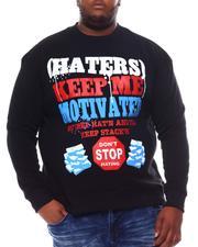 Buyers Picks - Haters Motivate Me Sweatshirt (B&T)-2561454