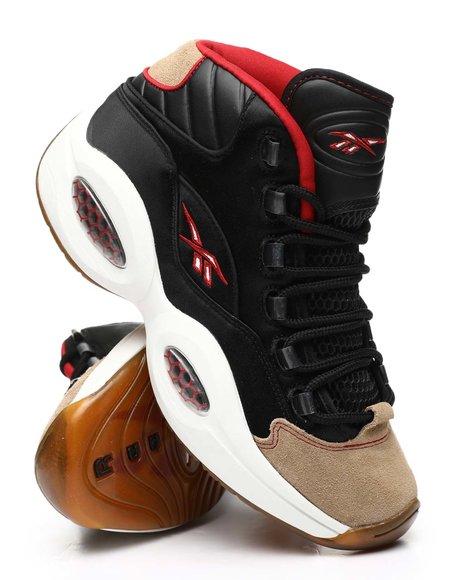 Reebok - Question Mid Alternate Imprints Sneakers