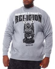 Sweatshirts & Sweaters - Being Broke Is Against My Religion Sweatshirt (B&T)-2560940