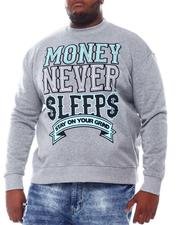 Sweatshirts & Sweaters - Money Never Sleep Sweatshirt (B&T)-2561044