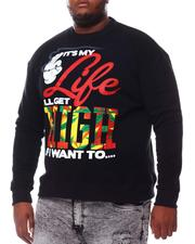 Sweatshirts & Sweaters - High Life Sweatshirt (B&T)-2561048