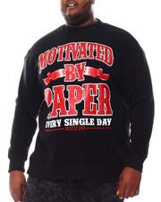 Sweatshirts & Sweaters - Motivated By Paper Sweatshirt (B&T)-2561056