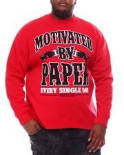 Sweatshirts & Sweaters - Motivated By Paper Sweatshirt (B&T)-2561066