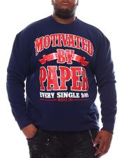 Sweatshirts & Sweaters - Motivated By Paper Sweatshirt (B&T)-2561070