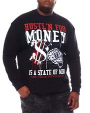 Sweatshirts & Sweaters - Hustlin State Of Mind Sweatshirt (B&T)-2561151