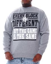 Sweatshirts & Sweaters - Different Block Same Game Sweatshirt (B&T)-2561390