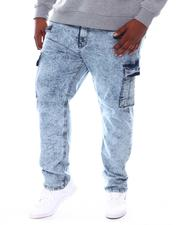 Rocawear - Cargo Pocket Denim Jeans (B&T)-2561458