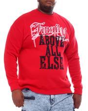 Buyers Picks - Family Above All Else Sweatshirt (B&T)-2561350