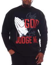 Buyers Picks - Only God Can Judge Me Sweatshirt (B&T)-2561333